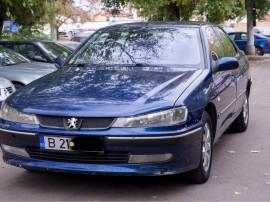 Peugeot 406 berlina 2.0 HDI 110 CP, detin fiscal