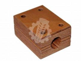 600-414796M1 Lagar lemn Fi-25 mm combina Massey Ferguson