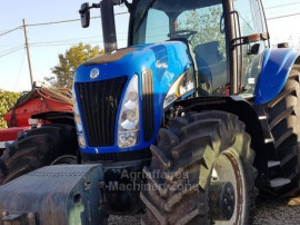Tractor New Holland TG285, an 2006, climă, 285 CP, 4x4.