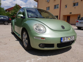 Vw new beetle 2008 , benzina, 1,6, gata de drum!