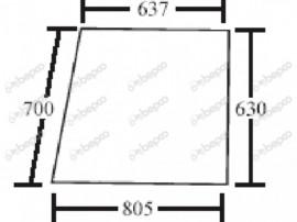 GEAM tractor Case-IH K303700 , MCK303700