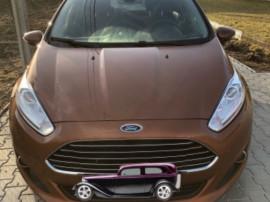 Ford Fiesta Titanium 2016, benzina