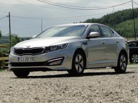 Kia Optima 2.0 - Hibrid - Automatic - 190 hp - 105.192 km