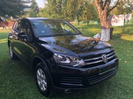 VW Touareg inmatriculat