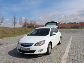 Opel Astra J 2012 EcoFlex
