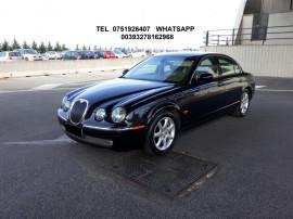- Jaguar S-type Facelift. 2.7 diesel biturbo v6 210 cp.