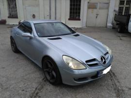 Mercedes slk klasse 200k
