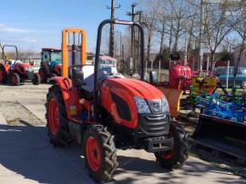 Tractor nou, 4x4 de 50CP Kioti DK5010NHS, cadru, cabina