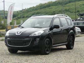 Peugeot 4007 4wd 2.2hdi 156 cp 7 locuri
