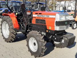 Tractor nou model FIELDTRAC 24CP 4x4 ROPS cu COC si CIV