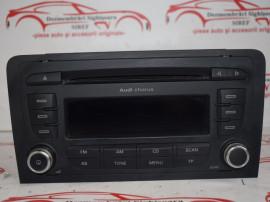 CD Player Audi A3 8P 2007 530