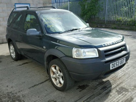 Alternator Land Rover Freelander 1 1.8 Benzina 2000 - ...