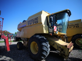 Combina NEW HOLLAND TF76