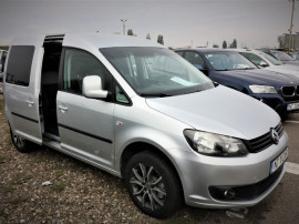 VW Caddy 2011 - 1.6 tdi - 105 cp - E5 - Unic proprietar