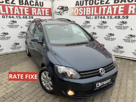 Volkswagen Vw Golf 6 Plus-2010-Benzina-Full Extrase-RATE-