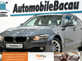 BMW Seria 3 2.0d Automata 8+1 2014 EURO 5