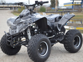 Atv kxd 008-8 pro warrior 125cc#semi-automat