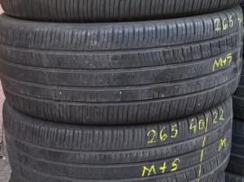 265/40/22- cauciucuri mixte M+S- Pirelli