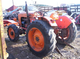 Tractor Fiat 4x4 dt import