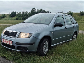 Skoda Fabia 2007 - 1400 Benzina - 85 cp - 185.000 km