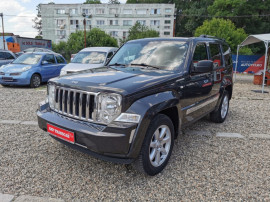 Jeep Cherokee Limited - 2,8 CRD - 4x4 - Automatic