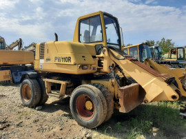 Brat din 3 segmenti excavator Komatsu PW 110 R
