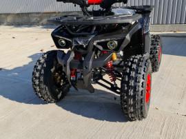 Atv Tyger HUNTER 125cc, cel mai Mare la categoria lui 2021