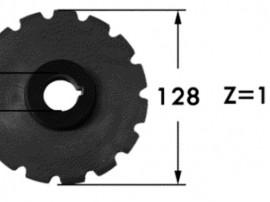 Pinion Z15 63.430 38465 1111/2745