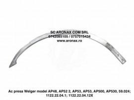Ac presa Welger model AP48, AP52 2, AP53, AP53, AP500, AP530