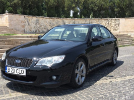 Subaru Legacy, 2009, 2,0 benzină, 148 CP, 98.800 km reali