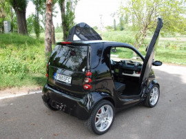 Smart Fortwo tuning
