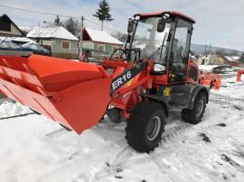 Tractor incarcator frontal articulat er16, nou