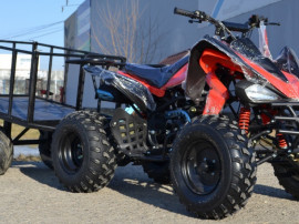Atv Mega Reptile 125cc Culoare:Rosu