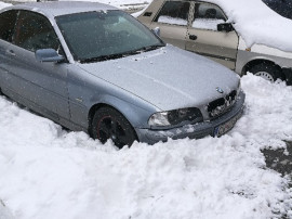 Bmw 318 coupe 2002