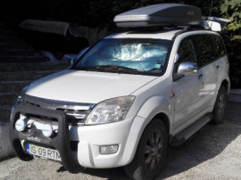 Mitsubishi hover schimb suv 4x4
