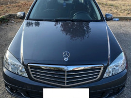 Mercedes Benz C200 CDI Blue Efficiency