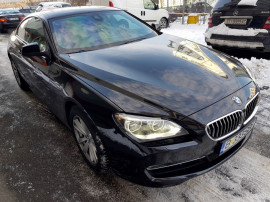 BMW 640d F13 coupe 3.0d BiTurbo 313 cp Cutie sport Padele