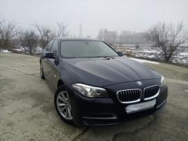 BMW 520 diesel - 2014 facelift