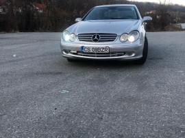 Mercedes CLK 270 înmatriculat, proprietar.