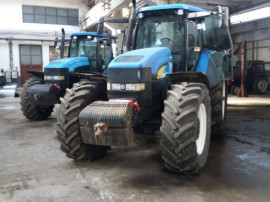 Tractor new-holland 190TM