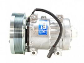 Compresor aer conditionat tractor case-ih afx8010