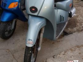 Scuter aprilia scarabeo 49cc,aer,import italia