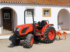 Tractor nou, 4x4 de 45cp ,kioti dk4510hs cu cadru rops