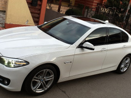 BMW 528i, 07.2016, 20.165 km, 245cp, automat, full options