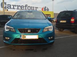 Seat Leon FR Sport Coupe - Masina rara