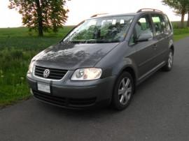 Volkswagen Touran, 1.9, 2007, DSG, 140 CP