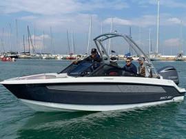 Barca COMPASS 190 BR cu Yamaha F175 CETL EFI