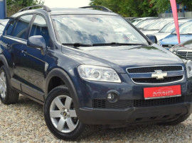 CHEVROLET CAPTIVA 4X4 AUTOMAT 2007 DIESEL -POSIBILITATE RATE