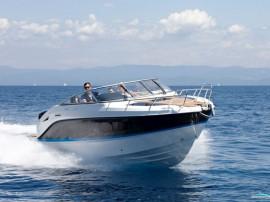 Barca Quicksilver 805CR cu Mercury F300 Verado