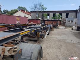 Semiremorca transport containere Fliegl